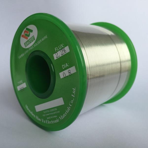 昊宇X993无铅/环保焊锡丝