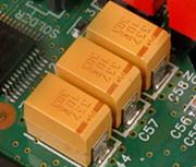 A700有机聚合物贴片铝钽电容