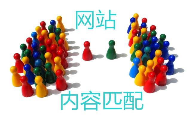 网站内容的匹配程度直接影响到SEO优化排名
